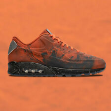 more photos 20299 a57e2 Nike Air Max 90 Mars Landing QS Am90 Orange Stone Brown UK 10 US 11 EUR