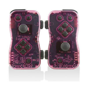 Nyko Dualies Pair of Motion Controllers for Nintendo Switch (Purple/White)