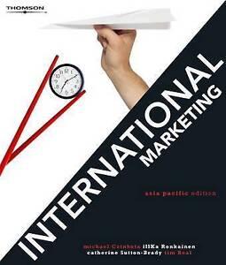 INTERNATIONAL MARKETING Asia Pacific Edition: Michael Czinkota