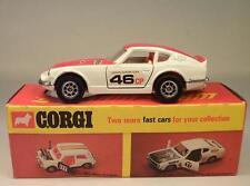 Corgi Toys Whizzwheels 396 Datsun 240Z OVP #3755