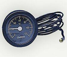 Kapillar-Einbauthermometer groß, Ø 52 mm, 0...+120 °C