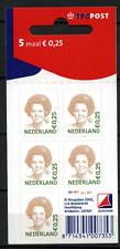 Nederland NVPH Vaa2036 Hangboekje Beatrix inversie TPG logo Postfris