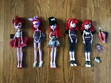 Monster High Dolls Operetta Frights Camera Action, dot dead ,1st wave, dance