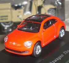 WELLY NEX MODELS VOLKSWAGEN VW THE BEETLE PC BOX DIECAST ECHELLE 1:87 NEW OVP