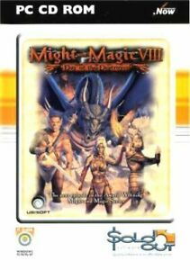 Might & Magic VIII 8 Day of The Destroyer  Combat dozens of formidable creatures