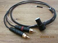 pure silver tonearm cable Linn SME ittok ekos sondek