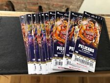 2019-20 New Orleans Pelicans Tickets (40 Tickets - Missing 1 Game) Unused  RARE