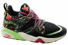 Lace Up Trainers Floral Shoes for Women