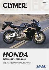 CLYMER REPAIR MANUAL Fits: Honda CBR600RR