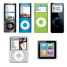 Apple iPod nano 1st 2nd, 3rd, 4th, 5th, and 6th Generation 1GB-16GB All Colors