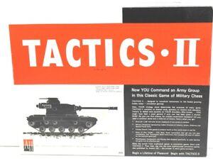 Vintage 1961 Avalon Hill Army War Game Tactics II #502 Maryland USA