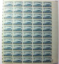 MNH! Scott # 958 ~ 1948 5¢ SWEDISH PIONEER ISSUE SHEET 50 STAMPS