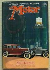 The MOTOR Magazine 30 Jun 1931  Humber Pullman Landaulet & Sunbeam 16 Tested