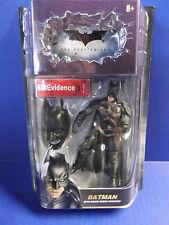 Batman The Dark Knight Movie Batman With Crime Scene Evidence & MASK