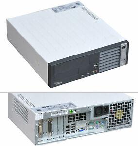 Computer Fujitsu Esprimo E5625EPA 64-BIT CPU Windows XP 7 8 10 RS-232 Lpt AMD1