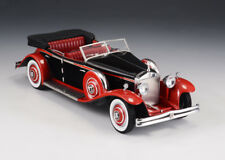 "Rolls Royce Phantom II Brewster Sport Sedan ""Red/Black"" 1932 (GLM 1:43 / 215301)"