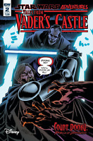 Star Wars Tales from Vaders Castle #2 (of 5) Cover B Comic Book 2018 - IDW