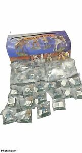 Britains Deetail 7th Cavalry Foot Counter Pack 17814 48 figs Assorted Wild West