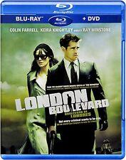NEW BLU-RAY-DVD COMBO // LONDON BOULEVARD - Keira Knightley, Colin Farrell,