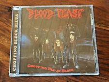 Blood Feast - Chopping Block Blues CD 100% ORG 2002 New Renaissance Records