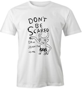 DANIEL JOHNSTON - DON'T BE SCARED - 1982 - Iconic - POP ART - Abstract  Low Fi