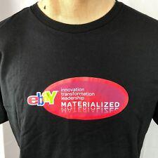 Ebay Topaz Salt Lake City 2010 L Employee T-Shirt Large Innovation Materialized