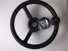 JCB Steering Wheel 400mm Diameter C/W Center Cap