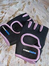 New listing fitness basics womens workout gloves half finger xl