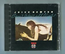 Juice Newton CD can 't Wait All Night © 1984 Giappone PRESS RCA pd84995 10-TRACK-CD