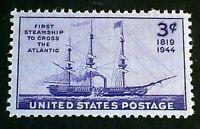 U.S. Scott # 923  Steamship Savannah MNH OG F-VF