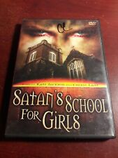 Satan's School For Girls DVD