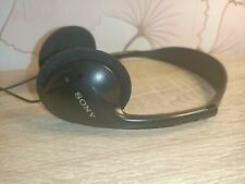 More details for vintage sony walkman headphones mdr-023 with new pads