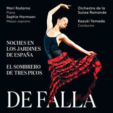 Manuel de Falla: Noches en los jardines de Espana & El sombrero de [New SACD]