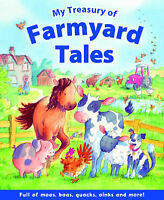 My Treasury of Farmyard Tales (Childrens Gift), , Very Good Book