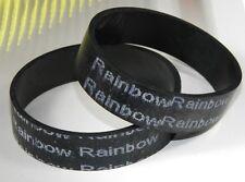 2 x Org. Rainbow Cinghia Piatta Cinghia CINGHIA modelli: se/D/E-r1699