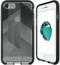 Tech21 iPhone 8 & 7 Evo Check Urban Edition Silicone Rubber Gel Case Cover Black