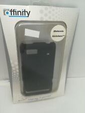 Affinity Case for Motorola Motoluxe  Black Case