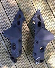 MV AGUSTA F4 BRUTALE 2004 LEFT & RIGHT FRAME BRACKETS / SWING ARM & MOTOR MOUNT