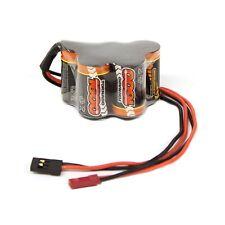 NiMH Hump Receiver 6v 1600mah Battery BEC Futaba Plug RC NITRO Cars Overlander