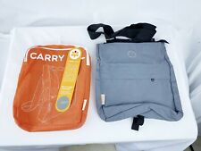 🔥🔥🔥 NWT Beco Baby Soleil Carry-All Bag Grey Gray Carrier New
