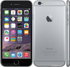 APPLE IPHONE 6 NERO 64GB SPACE GREY GRADO C + ACCESSORI e GARANZIA 12 MESI