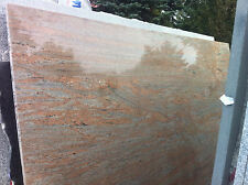 Arbeitsplatte Stein Granitplatte Esstischplatte Naturstein rot Küchenplatte NEU