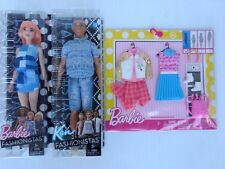 NEW  FASHION PACK  #4 FOR KEN DOLL,MATTEL PRODUCT,HARD TO FIND
