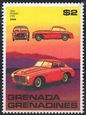 1953 Pegaso Z102 Coupe Sello del automóvil coche estampillada sin montar o nunca montada (1988) Granada
