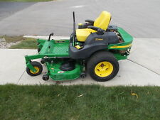 "2003 JOHN DEERE 737 54"" DECK COMMERCIAL ZERO-TURN MOWER NA STOCK# 153562"