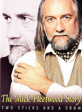 The Mick Fleetwood Story: Two Sticks And A Drum (DVD, 2002) #280