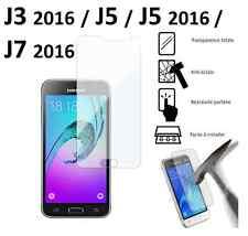 Verre Trempé Vitre protection d'écran SAMSUNG GALAXY J3 2016 / J5 / J7 2016