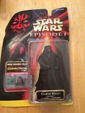 Star Wars Tpm Darth Maul Tatooine action figure Moc 1999 1014