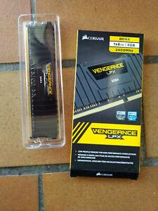 mémoire CORSAIRE 8 GO DDR4