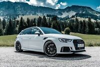 "Audi RS3 Sportback PICTURE CANVAS WALL ART ""20X30"""